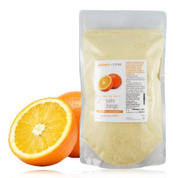 Aroma-zone(France) Bột cam - Poudre ayurvédique d'Orange 250gram