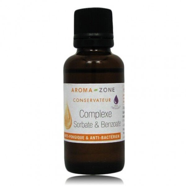 Aroma-zone(France) COMPLEXE BENZOATE & SORBATE